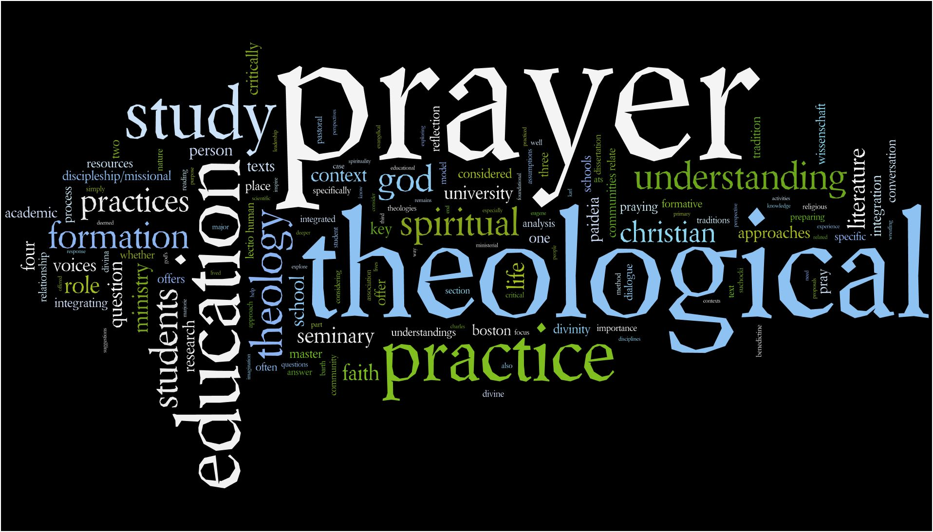a theological reflection on unity and uniqueness In unity with philosophy theology and religious studies courses acquire their unique significance in the apply systematic theological reflection on.
